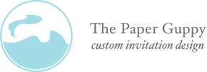 The Paper Guppy Logo
