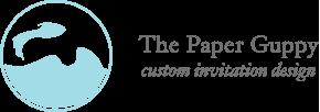 The Paper Guppy Logo